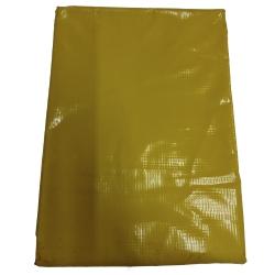 Comprar Avental de pvc forrado amarelo 120 x 70 cm-Ledan