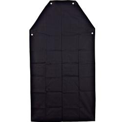 Comprar Avental de pvc forrado preto 120 x 70 cm-Ledan
