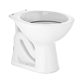 Comprar Bacia Sanitária de Cerâmica Convencional Izy - Branco-DECA