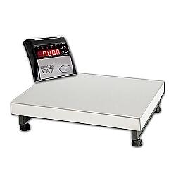 Comprar Balança Digital Comercial Industrial 300kg x 100g Bandeja Inox 50 x 50 cm - DP 300-Ramuza
