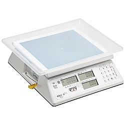 Comprar Balan�a Computadora DCRB CL 15 KG X 5 G com Bateria 100HRS Cristal L�quido-Ramuza
