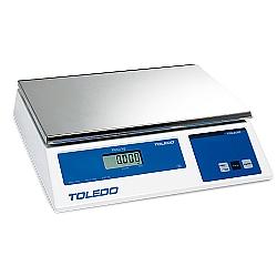 Comprar Balan�a Eletr�nica Pesadora de Bancada, 30 Kg, Display LCD,110/220 Vca-Toledo do Brasil