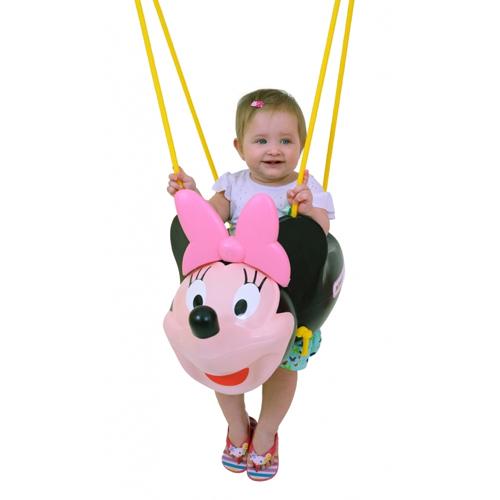 Balanco Infantil Minnie Playground Baby - Xalingo
