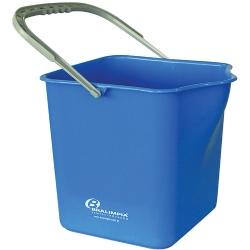 Comprar Balde 25L com alça sem espremedor azul - BA25AZ-Bralimpia