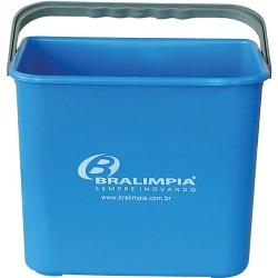 Comprar Balde azul 4 Litros - BA04AZ-Bralimpia
