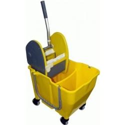 Comprar Balde Espremedor Dobl� Amarelo NY108-Bralimpia