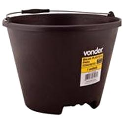 Comprar Balde Plástico para concreto 12 litros-Vonder