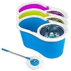 Comprar Balde Spin Mop Easy Clean 360 Cesto Inox-Tander Home