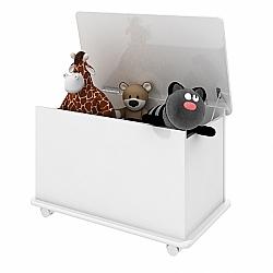 Comprar Baú de Brinquedo Branco-Art in Móveis