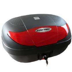 Comprar Ba� Moto Bauleto 45 Litros Smart Box Motocicleta-Pro Tork