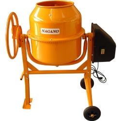 Comprar Betoneira 120 litros, Motor 550 watts 110/220 V - NB120L-Nagano