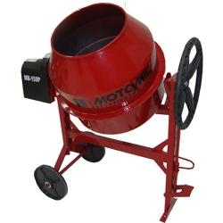 Comprar Betoneira 150 Litros 1/2 hp com motor Monofásico com pedal - MB150L-Motomil