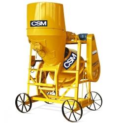 Comprar Betoneira 600 Litros trifásica com carregador e motovibrador sistema de basculamento automático 22 - SRE600L-CSM