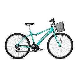 Comprar Bicicleta aro 26 Achieve Azul Turquesa-Verden Bike