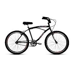 Comprar Bicicleta Aro 26 Confort Preto-Verden Bike
