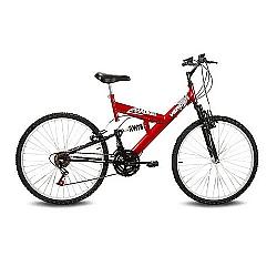 Comprar Bicicleta Aro 26 radikale Preto e Vermelho-Verden Bike