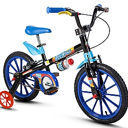 Comprar Bicicleta Infantil Masculina Aro 16 Tech Boys Nathor-Nathor