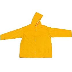 Comprar Blusão PVC, Forrado, Amarelo - GG-Ledan