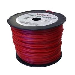 Comprar Bobina de fio de nylon quadrado 3,0 mm 2 kg - para ro�adeira-Nagano