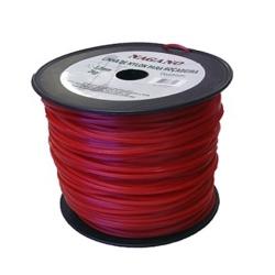 Comprar Bobina de fio de nylon redondo 3,0 mm 2 kg - para roçadeira-Nagano