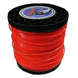 Comprar Bobina de fio de nylon quadrado 3,0 mm 2 kilos - para roçadeira-Kawashima