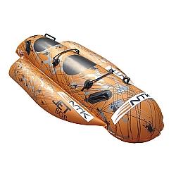 Comprar Boia Banana Boat Infl�vel Reboc�vel Ntk Jet Bob Para 2 Pessoas-Nautika