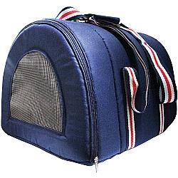 Comprar Bolsa para passeio - Cães e Gatos - Azul, Tamanho M-Camanimal