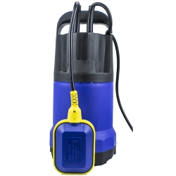 Comprar Bomba D'água Submersível para Água Suja 1/2 HP, 1 - 220 Volts - QT37-Tander Profissional