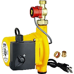 Comprar Bomba de Circulação e Pressurizadora com Sensor de Fluxo, 245W - BCPF25/11-245-Ferrari