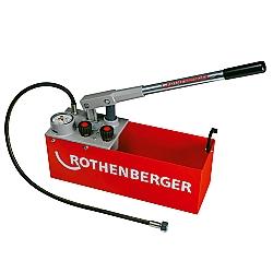 Comprar Bomba de teste hidr�ulico at� 60 bar/press�o - RP 50-Rothenberger