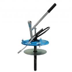 Comprar Bomba manual para graxa capacidade 20 kg-Bozza