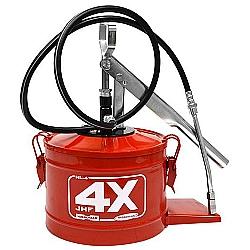 Comprar Bomba Manual para Graxa Reservatório 4kg - HL 4-Hydronlubz