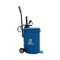 Comprar Bomba manual para óleo 50 Litros com carrinho-Bozza