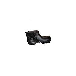 Comprar Bota de PVC cano curto preta N� 38-Cal�ados Rca
