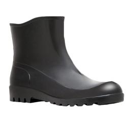 Comprar Bota de pvc preta cano curto-Calçados Rca