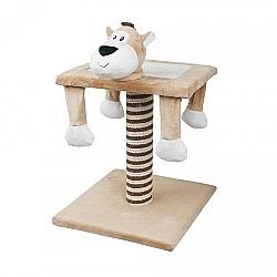 Comprar Arranhador Para Gatos 3 Em 1-Chalesco