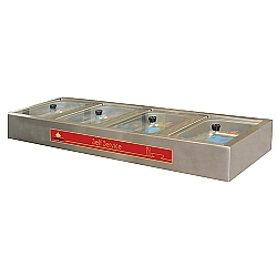 Comprar Buffet Refrigerado Gelo X 4 Cubas - PRBF-40-Prog�s