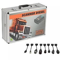 Comprar Cabos Liberação Kit Diesel Pesado Scanner-Raven