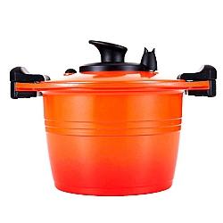 Comprar Ca�arola e tampa Vacuo com Revestimento Cer�mico Natural 20Cm 4 Litros-Roichen