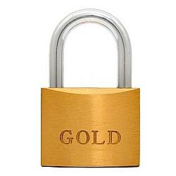 Comprar Cadeado Gold 20mm-Gold