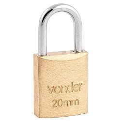 Comprar Cadeado Latão 20mm-Vonder