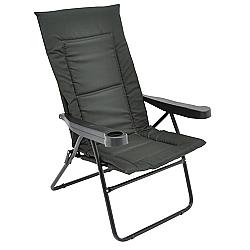 Comprar Cadeira Alfa 4 Posições Preta - 2301-MOR