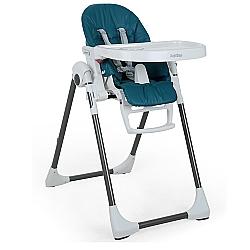 Comprar Cadeira de Alimenta��o Prima Pappa 2 em 1 Petr�leo-Peg-P�rego