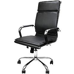 Comprar Cadeira Giratória de Escritório Executiva, Presidente Couro Sintético-Tander Home