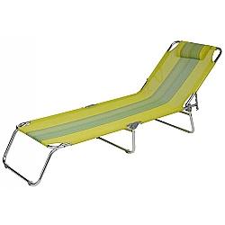 Comprar Cadeira Espreguiçadeira, Alumínio Verde Água-MOR