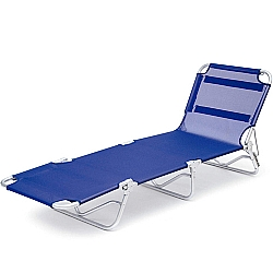 Comprar Cadeira Espregui�adeira - Textilene Alum�nio-Bel Fix