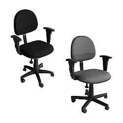 Comprar Cadeira Executiva Tecido com Braço - FN08-Furniture