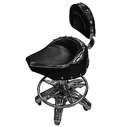 Comprar Cadeira Girat�ria para Mec�nico com Rodas-Lee Tools