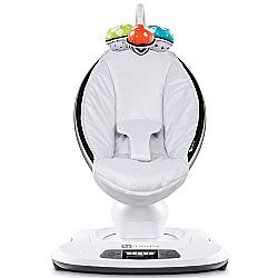 Comprar Cadeira de balanço para bebês e crianças - Mamaroo - 3.0 Classic Cinza ( Gray)-4Moms