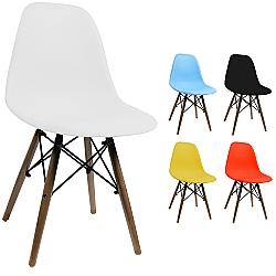 Comprar Cadeira Pequena Charles Eames com Pés de Madeira-Tander Home